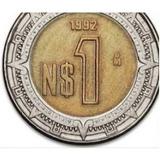 Moneda Rara 1 Nuevo Peso