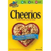 Cereales Cheerios Cajas 8,9 Onzas (paquete De 4) [embalaje P