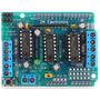 Arduino Motor Shield - Puente H - Controlador De Motores