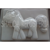 *molde Jumbo Para Gelatina My Little Pony Mi Pequeno Pony*