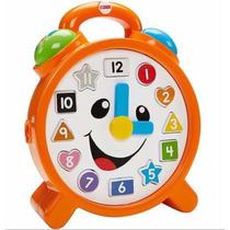 Mi Primer Reloj Ríe Juega. Aprende A Contar Fisher Price