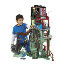 Secret Sewer Playset Serie Nickelodeon Tortugas Ninja Tmnt