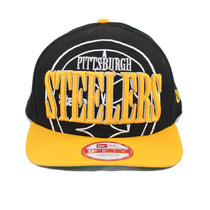 Gorras Originales New Era Nfl Pittsburgh Steelers Sna 9fifty