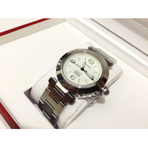 Cartier Pasha C Ref 2475 35mm Automatic Unisex Iwc Rolex Sub