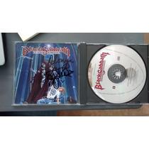 Cd Black Sabbath, Dio Autografiado Dehu Leer Características