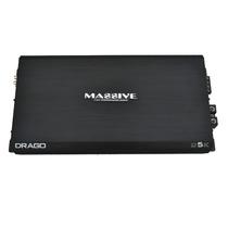 Amplificador Massive Audio Drago D5k 5000watts Max