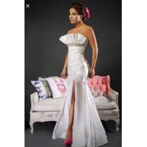 edf1593d6 Busca vestido largo palo de rosa carlo giovanni con los mejores ...