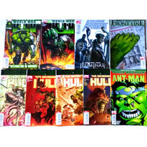 World War Hulk Ghost Rider Ant-man Cómics Lote