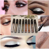 6 Sombras Líquidas Con Glitter!!!
