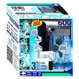 Filtro Cascada 600 L/h 100-200 L C/desnatador 1126
