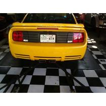 Ford Mustang Saleen S281 Defensa Trasera 05 06 07 08 09