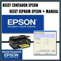 Reset Impresora Epson L120 L455 L1300 L1800 L365 L220 en