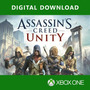 Código Para Descargar Assassin´s  Creed Unity Xbox One