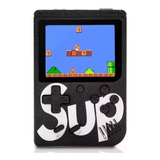 Game Box Sup 400 Juegos Mini Consola Recargable Cable Av
