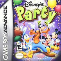 Disney Party (gameboyadvance) Gba Nuevo