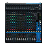 Mezcladora Yamaha Mg20xu 20 Canales C/efectos E/gratis Msi