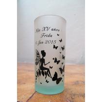 Vasos, Personalizados, Recuerdos, Boda, Xv Años, Graduacion