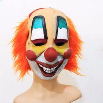 Slipknot Clown Payaso Banda Metal Rock Mascara Latex Nueva