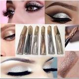 6 Sombras Liquidas Shimmer & Glitter Eyes, Oferta !!!!