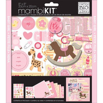 Scrap-fever Kit Memory Big Ideas Scrapbook 20cmx20cm