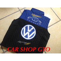 Chaleco Escuderia Volkswagen Tipo F1 Para Niño Talla 8