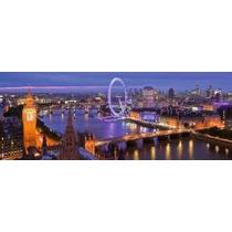 15064 Ravensburger Londres De Noche Panoramico 1000 Piezas