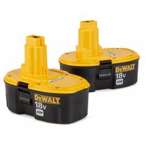 Set De Baterias (2pzas) Dewalt Dc9096 Xrp 18v Envio Gratis