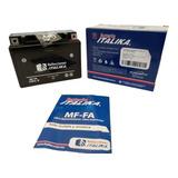 Batería Ft125, 125z Icb6l-b Italika Original (f06010049)
