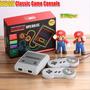 Mini Consola Clasica Hdmi 621 Juegos Nes