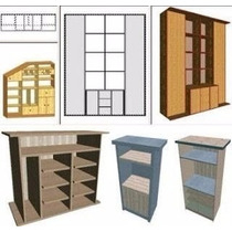 Programa Crear Diseñar Muebles Cocina Closet Mobiliarios 3d