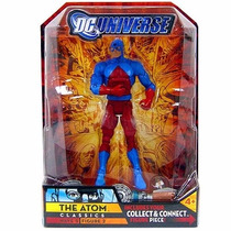 Muñeco Dc Universe Classics Series 5 The Atom Build Metallo