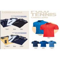 Uniformes,camisa,blusa, Polo Tennis Serigrafia,bordadora