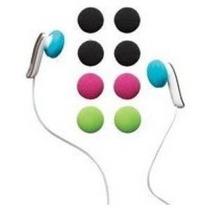Iphone Auriculares Auriculares De Espuma Reemplazo Cojines P