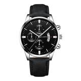 Reloj Nuevo Original Con Fechador Moda Accesorios Hombre