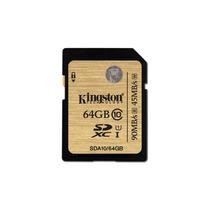 Memoria Sd Hc Clase 10 64gb Ultimate Kingston Sda10/64gb