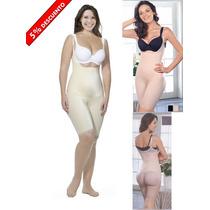 Faja Colombiana De Latex Organico- Body Ltex 3/4 Frederick