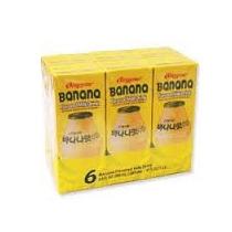 Binggrae Plátano Sabor Leche 6 Pack