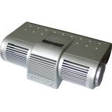 Purificador Ionizador De Aire Lampara Uvc Cobertura 22-32m2