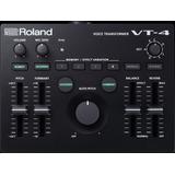 Transformador De Voz Roland Vt-4