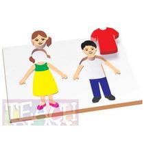 23357 Niños Rompecabezas 22 Piezas Madera 3+ De Teach Play