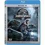 Jurassic World 3d  Mundo Jurasico Bluray 3d + Bluray + Dvd