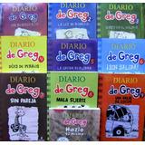 Diario De Greg Paquete 3 Libros Envio Gratis