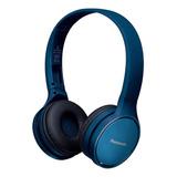 Audífonos Inalámbricos Panasonic Rp-hf410b Blue