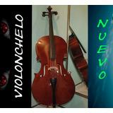 Violonchello Cello Violonchelo 4/4 Nuevo!