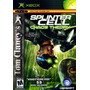 Splinter Cell Chaos Theory Xbox Usado Blakhelmet C