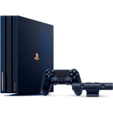 Ps4 Pro 500 Millon Limited Edition 2tb+msi