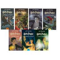 Colección Harry Potter Completa  Envío Gratis