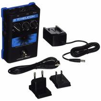 Procesador De Voz Tc Electronic Voice Tone C1 - Envío Gratis