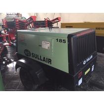 Compresores De Aire Sullair 185pcm Año 2012