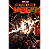 Comic Marvel Deluxe Secret Wars Sellado Nuevo
